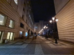 شب، دوربین فوق عریض، Photo Mode