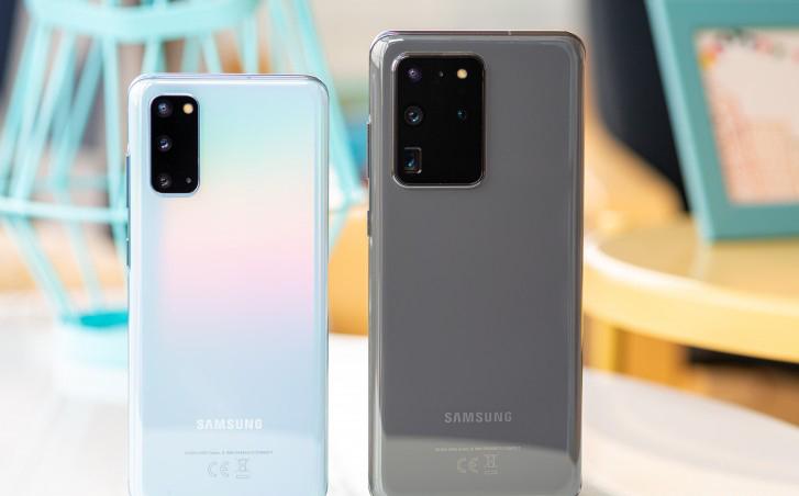 Galaxy S20 و Galaxy S20 Ultra
