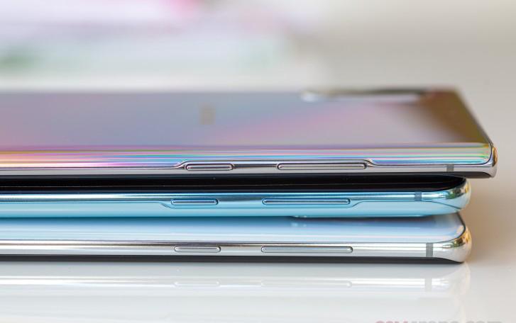 Note10 Plus & S20 & S10 Plus