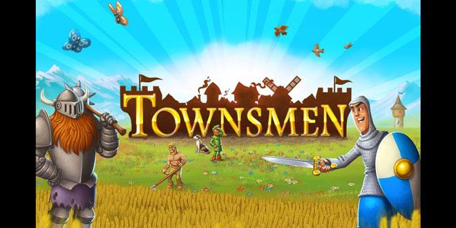 دانلود بازی townsmen