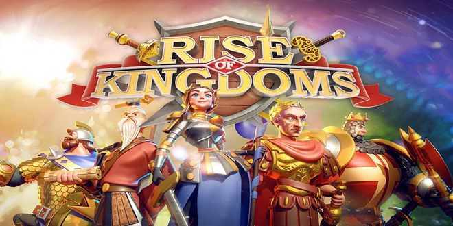بازی Rise of Kingdoms