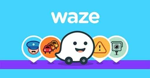 ویژگی های برنامه Waze