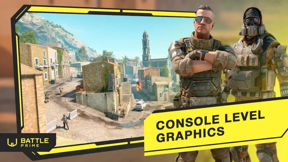 بازی Battle Prime Online
