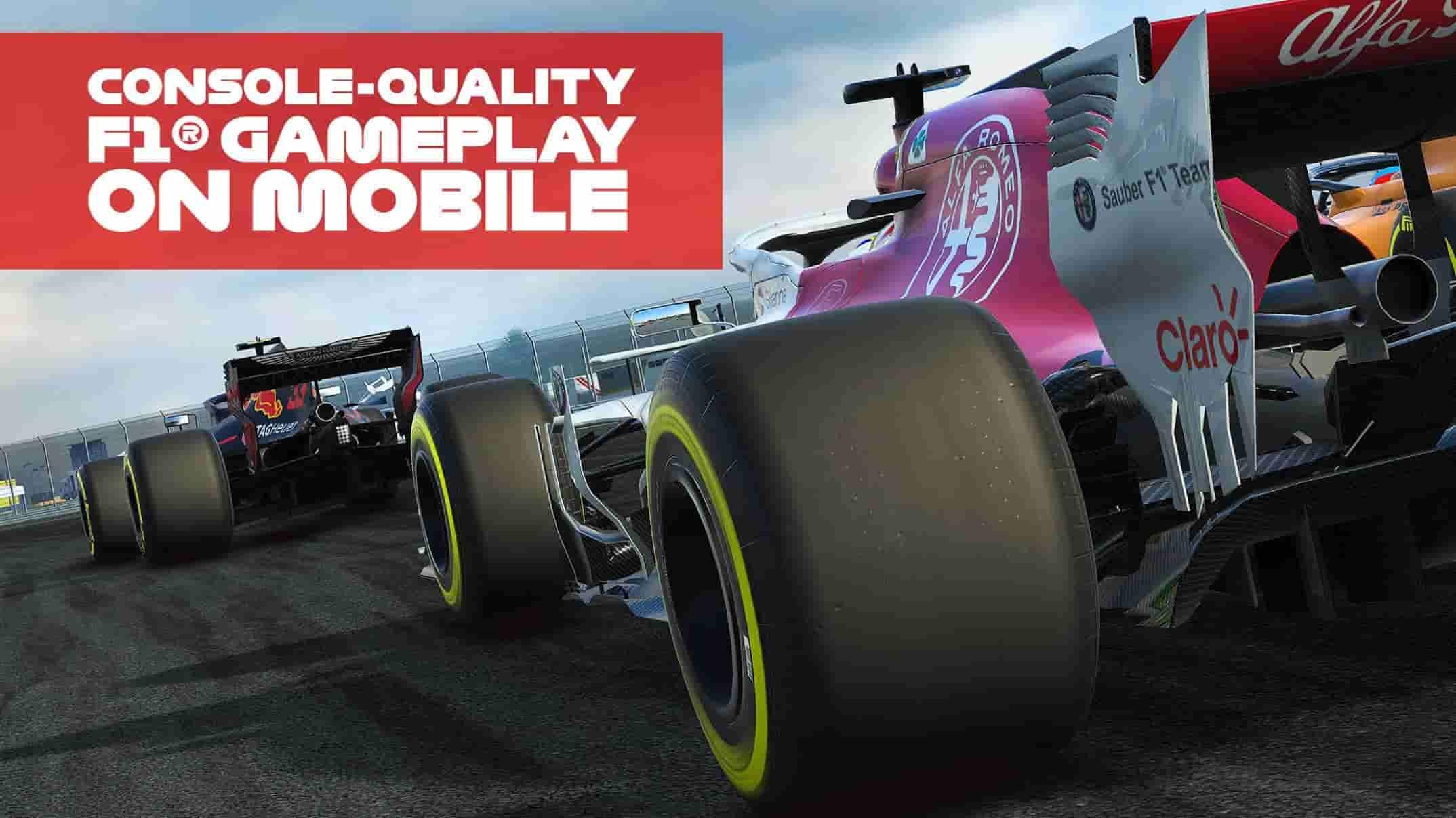 بازی F1 Mobile Racing 2020