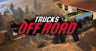 بازی Trucks Off Road