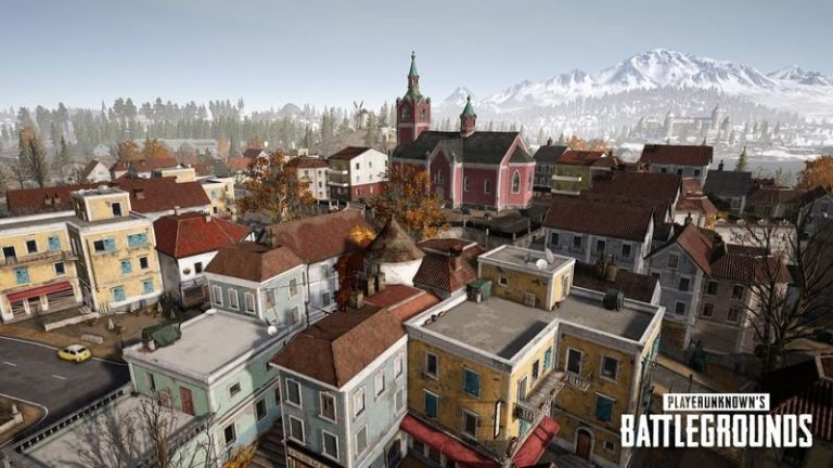 City of Volnova in Vikendi
