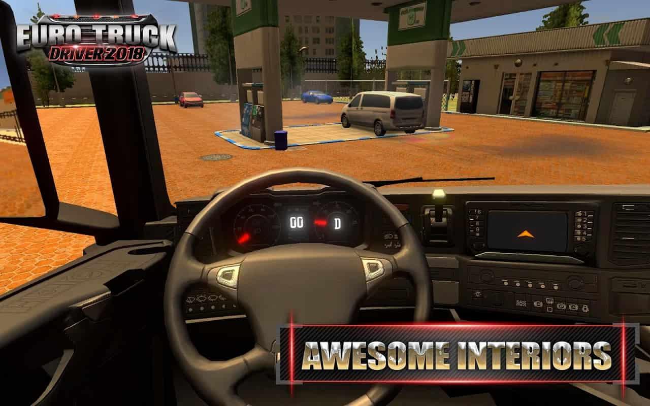 حالات بازی Euro Truck Driver