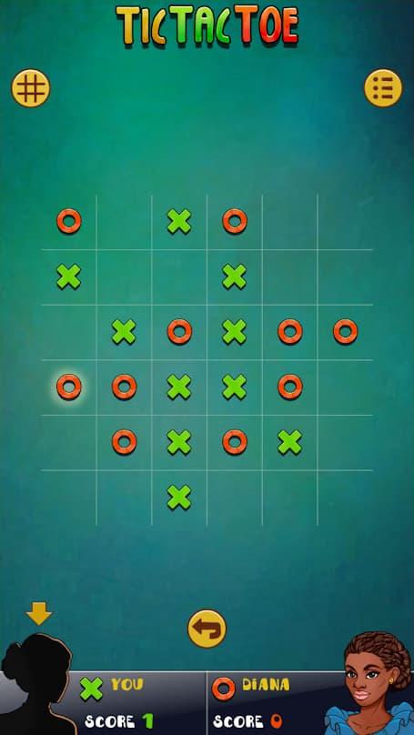 بازی Tic Tac Toe Game Free