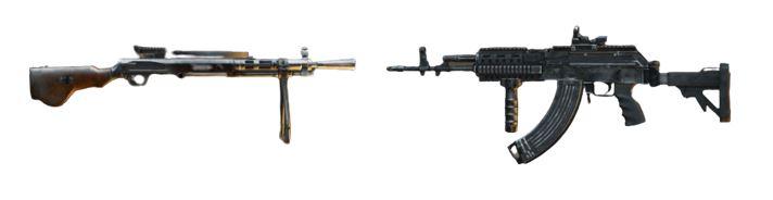 AKM/M762 + DP-28