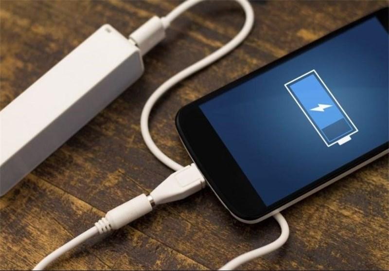 شارژ اولیه گوشی