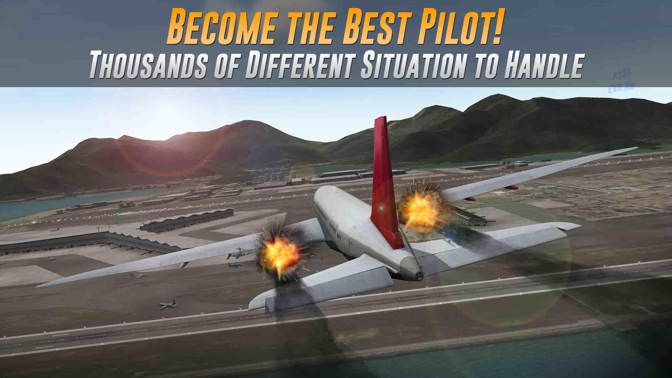 بازی Airline Commander