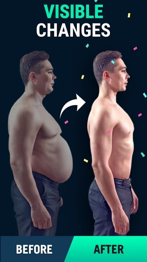 اپلیکیشن کاهش وزن آقایان