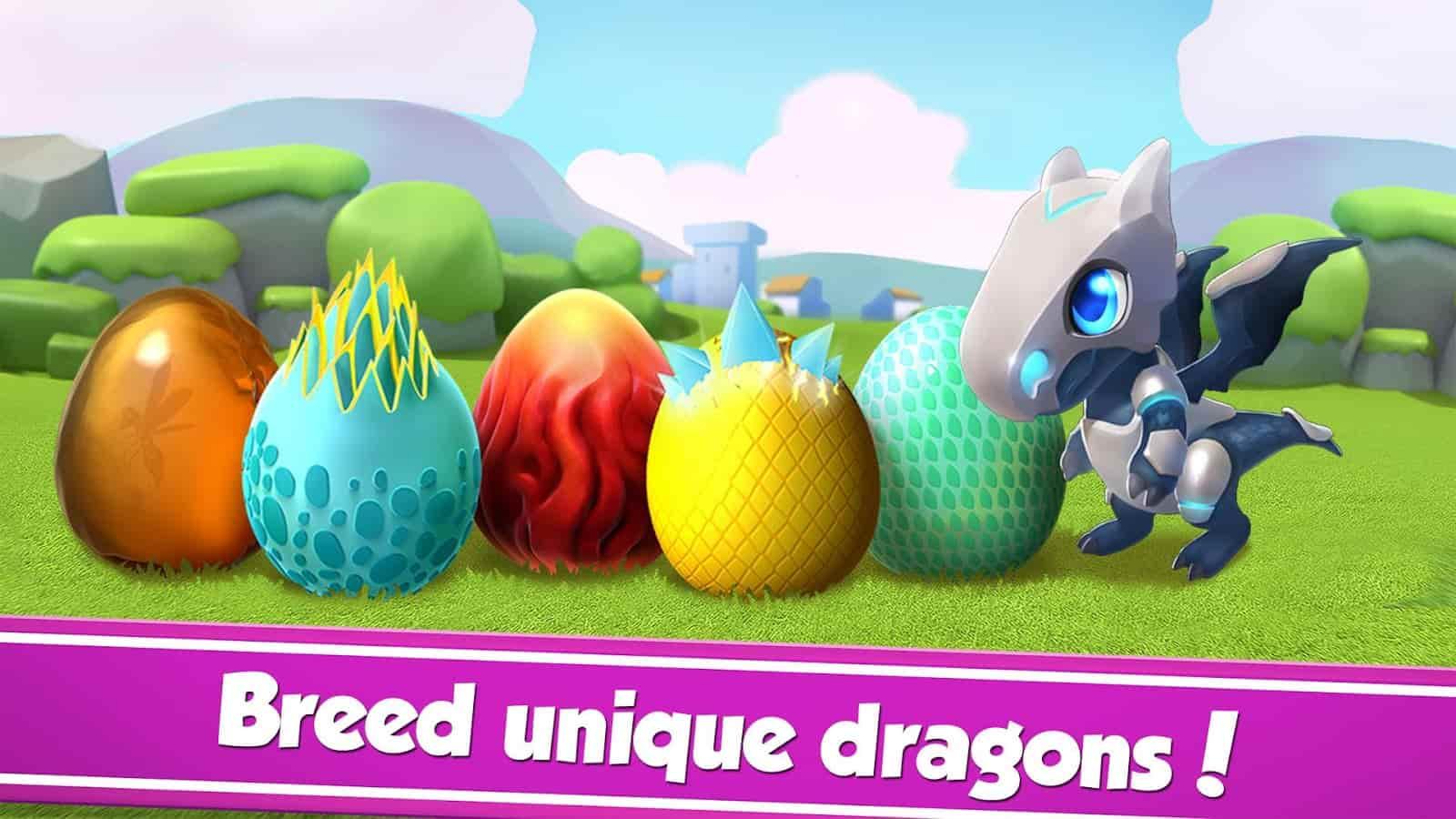 DragonMania Legend
