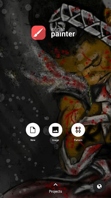 اپلیکیشن طراحی Infinite Painter