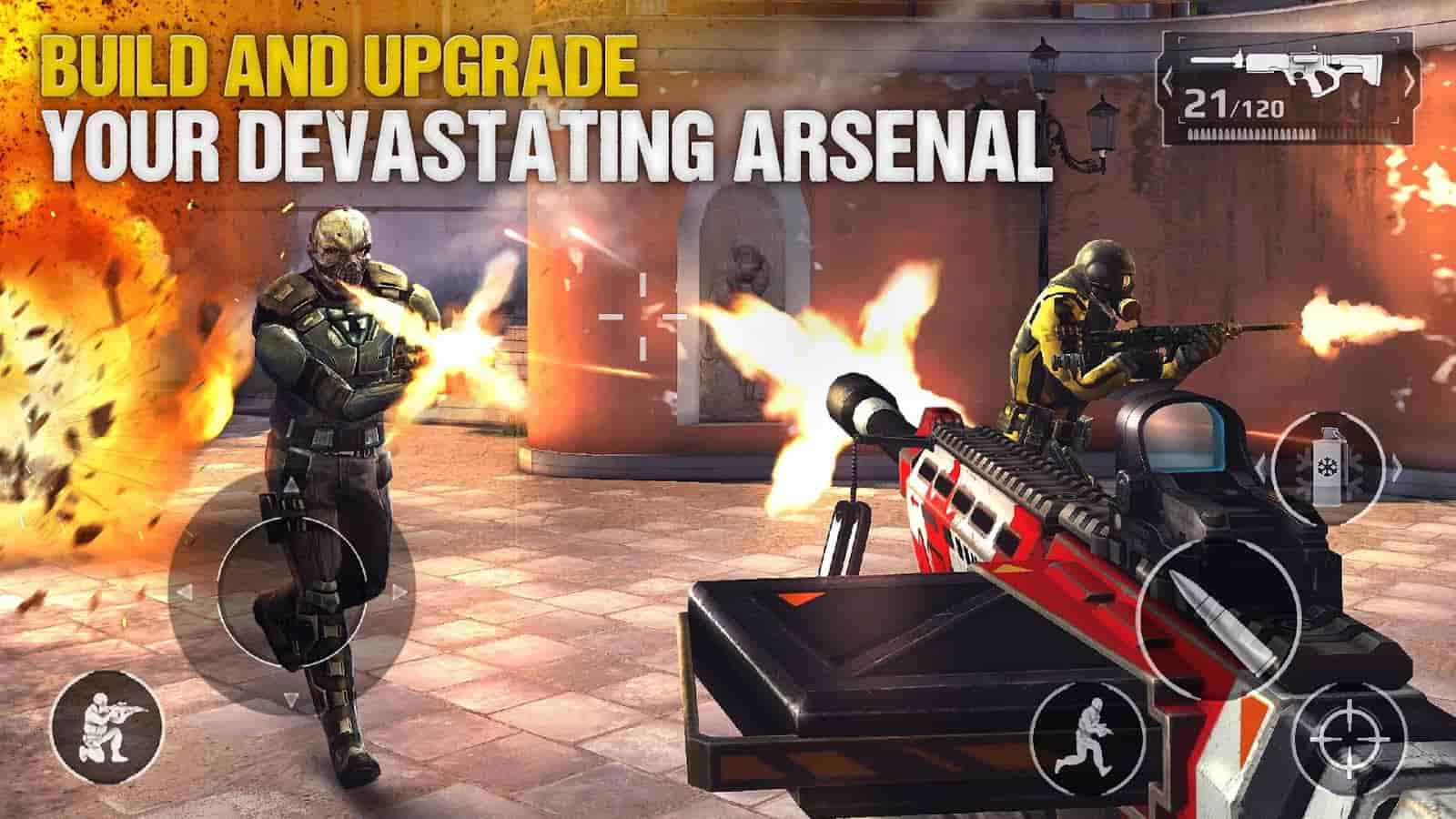 Modern Combat 5 : eSports FPS