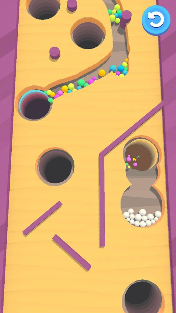 بازی Sand ball