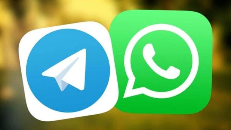 مشاهده پیام ها در اینستاگرام، تلگرام و واتساپ