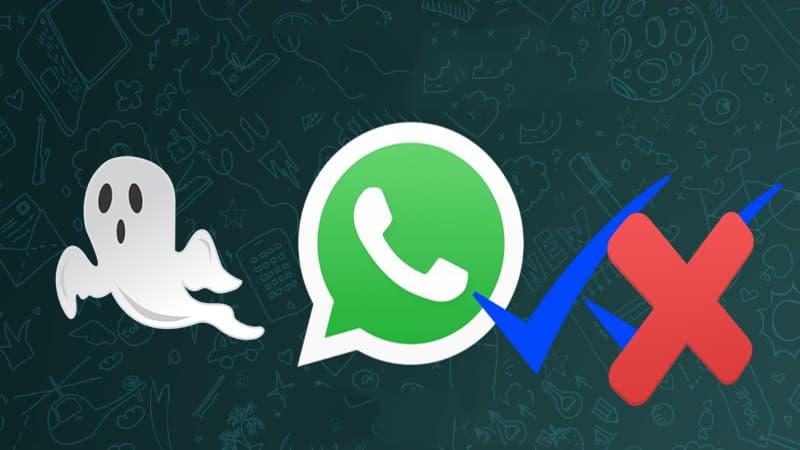 خواندن پیام ها در واتساپ بدون خوردن تیک آبی