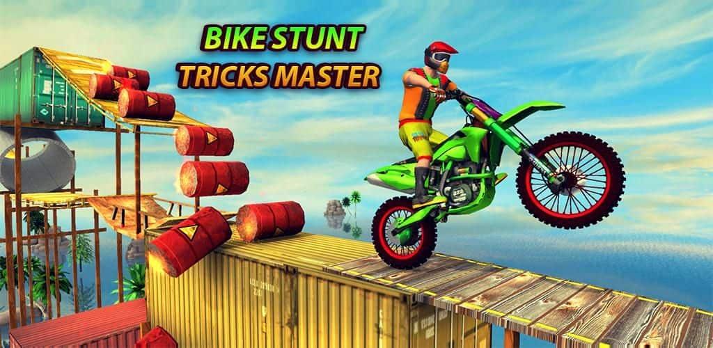 Bike stunt Race 3d