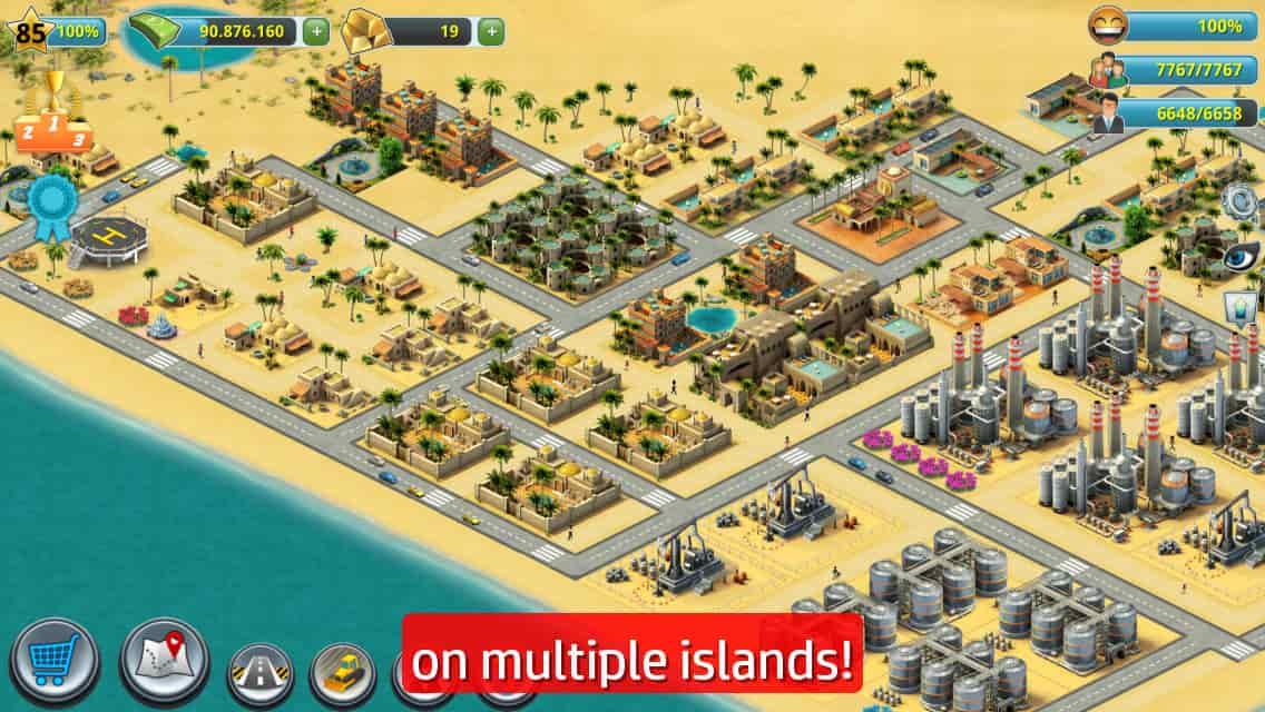 City Island 3- Building Sim