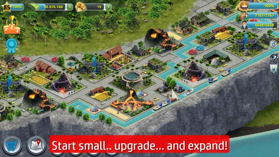 بازی City Island 3- Building Sim