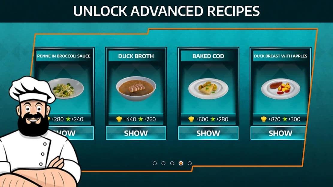 بازی Cooking Simulator Mobile اندروید