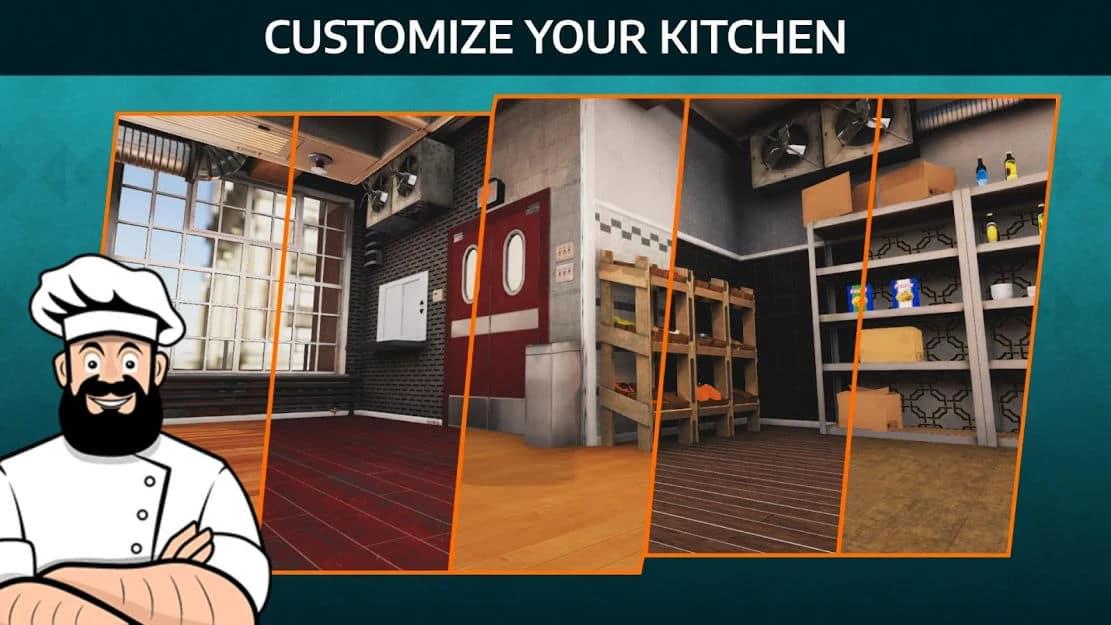 بازی Cooking Simulator Mobile