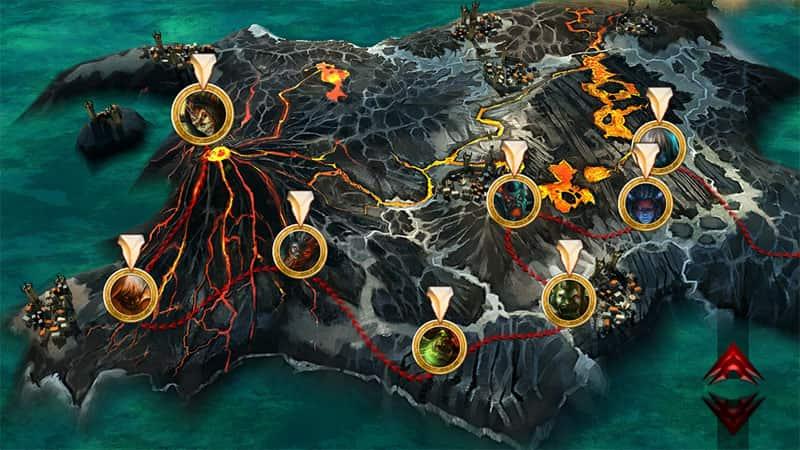 بازی Order Chaos Duels