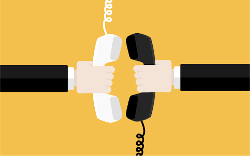 انتقال تماس