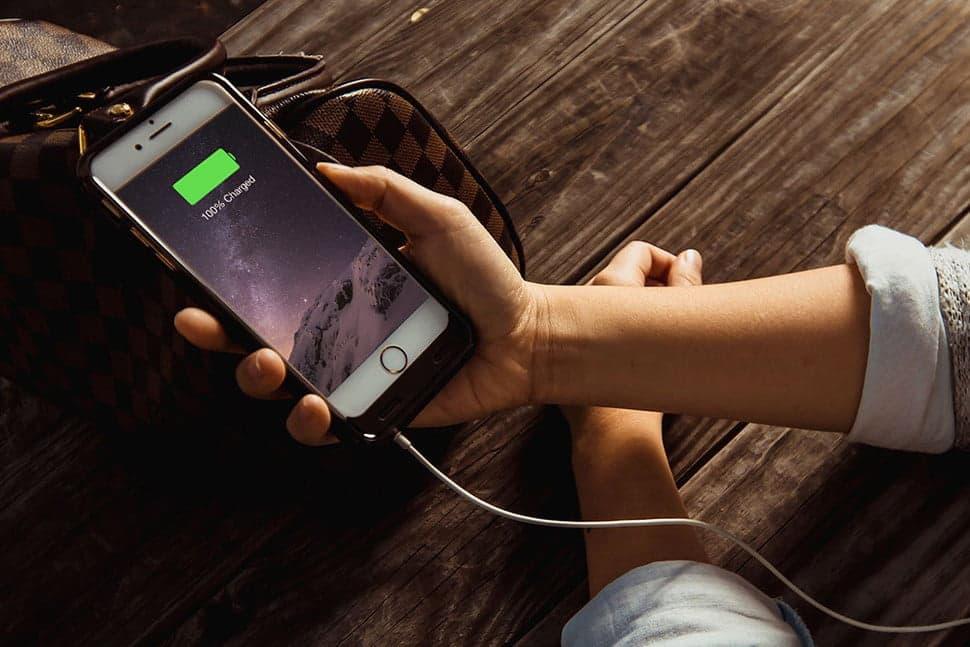 آموزش شارژ صحیح باتری موبایل