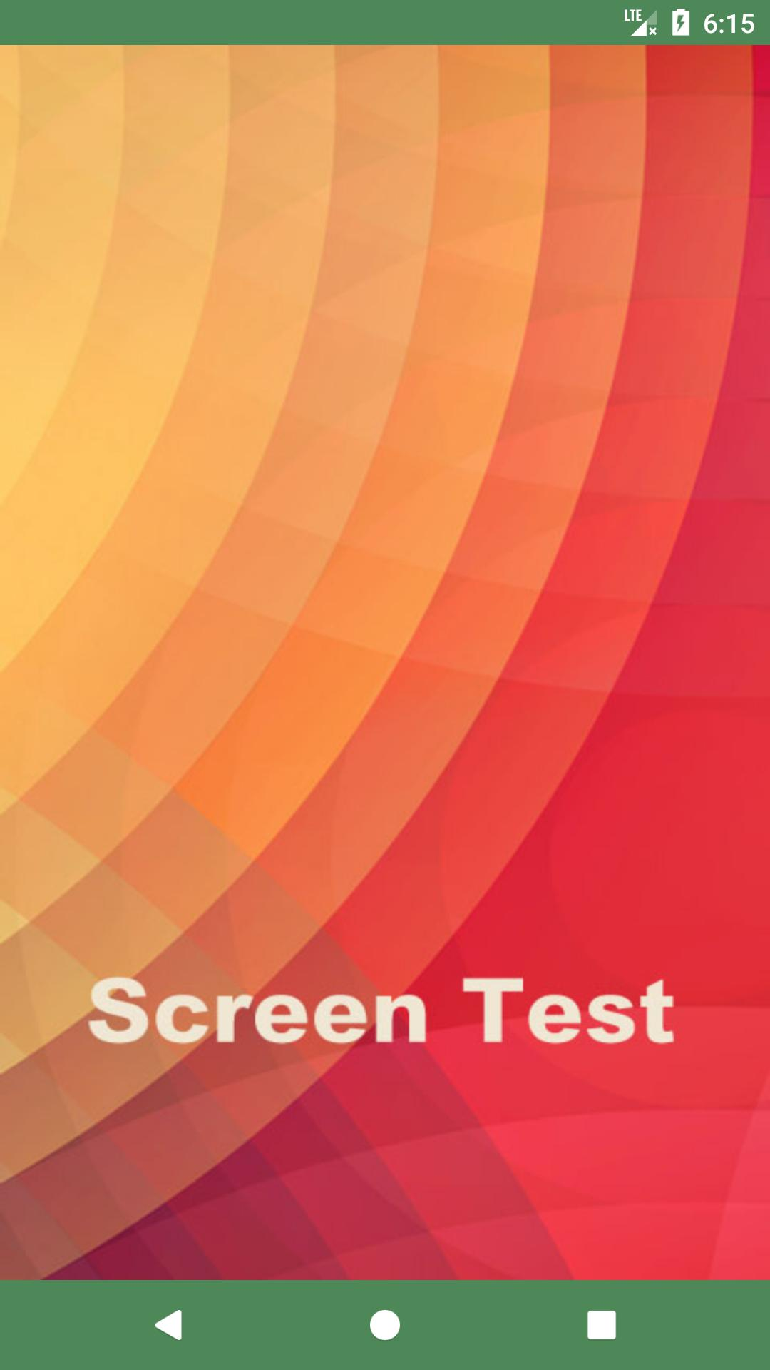 Screen Test Pro برای تلفن های شیائومی