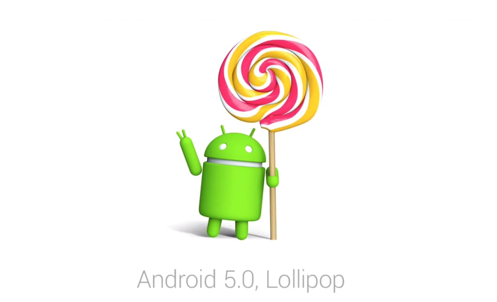 تاریخچه سیستم عامل اندروید 5 lollipop