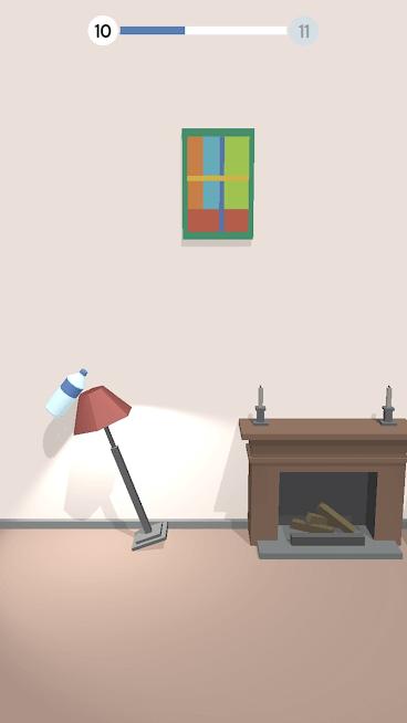 بازی Bottle flip 3D