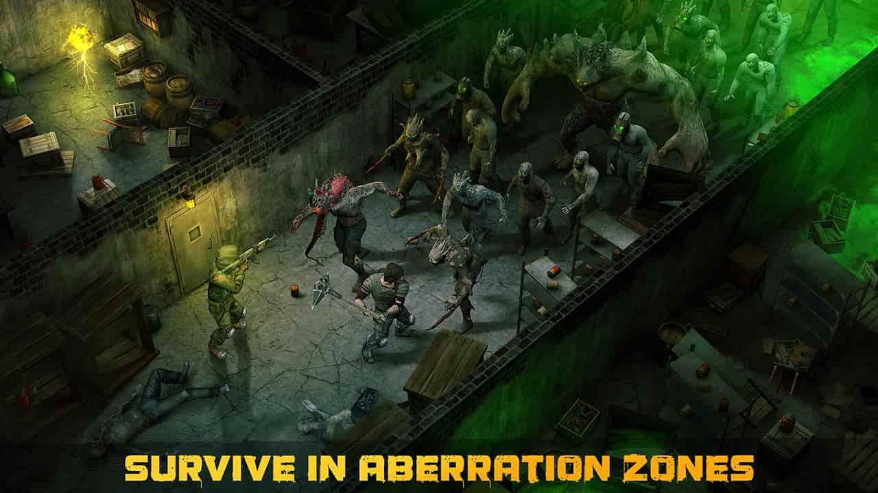 بازی رستاخیز زامبی ها