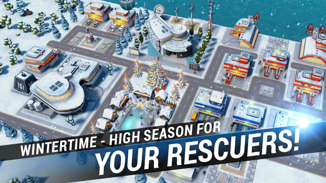 بازی Emergency HQ