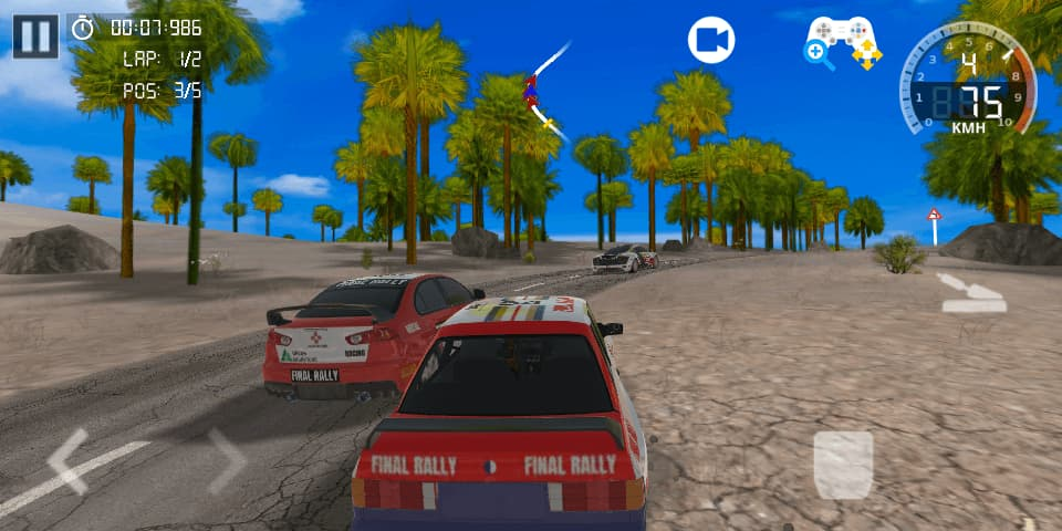 Final Rally: Extreme Car Racing