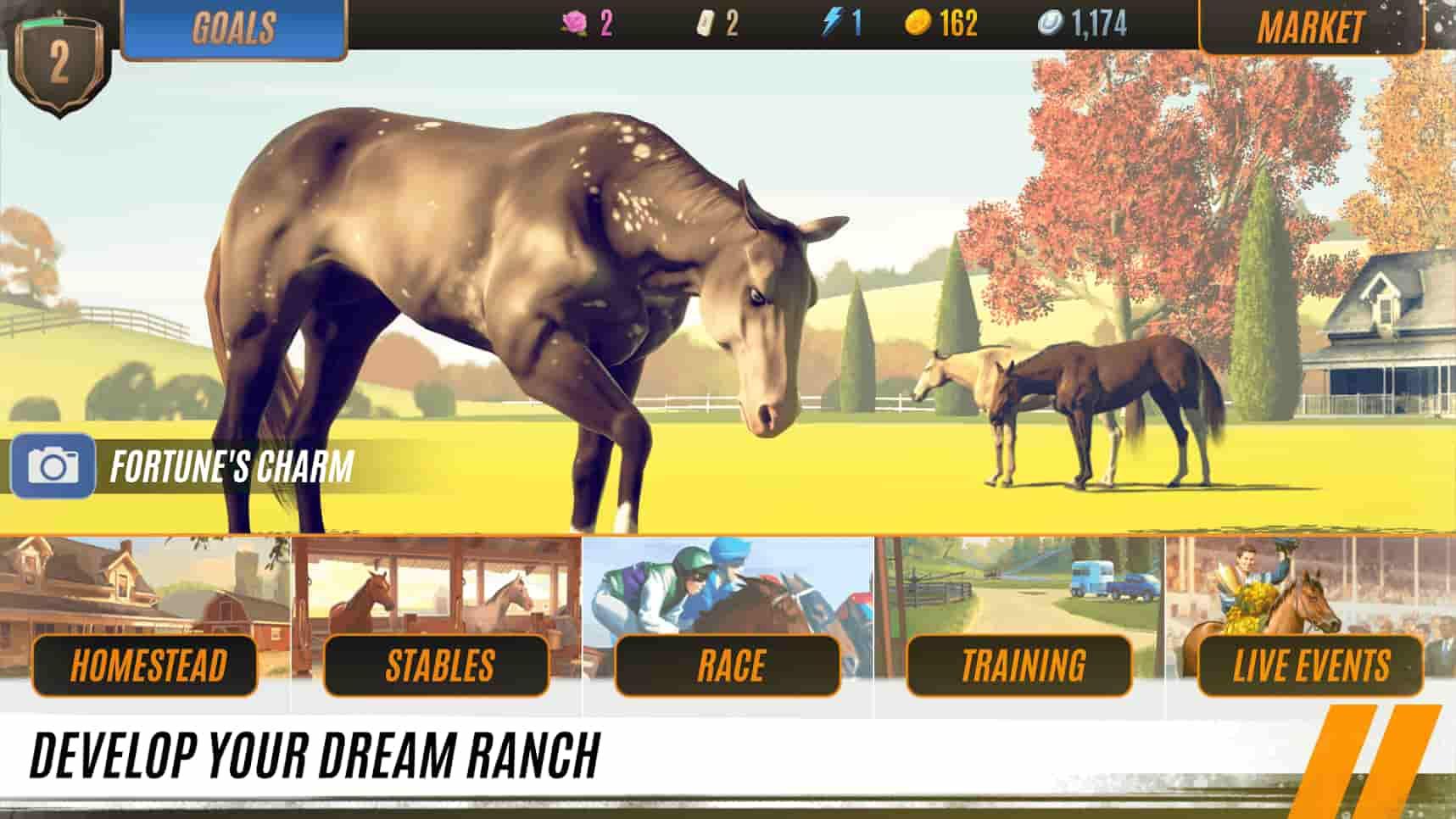 بازی مسابقات اسب سواری