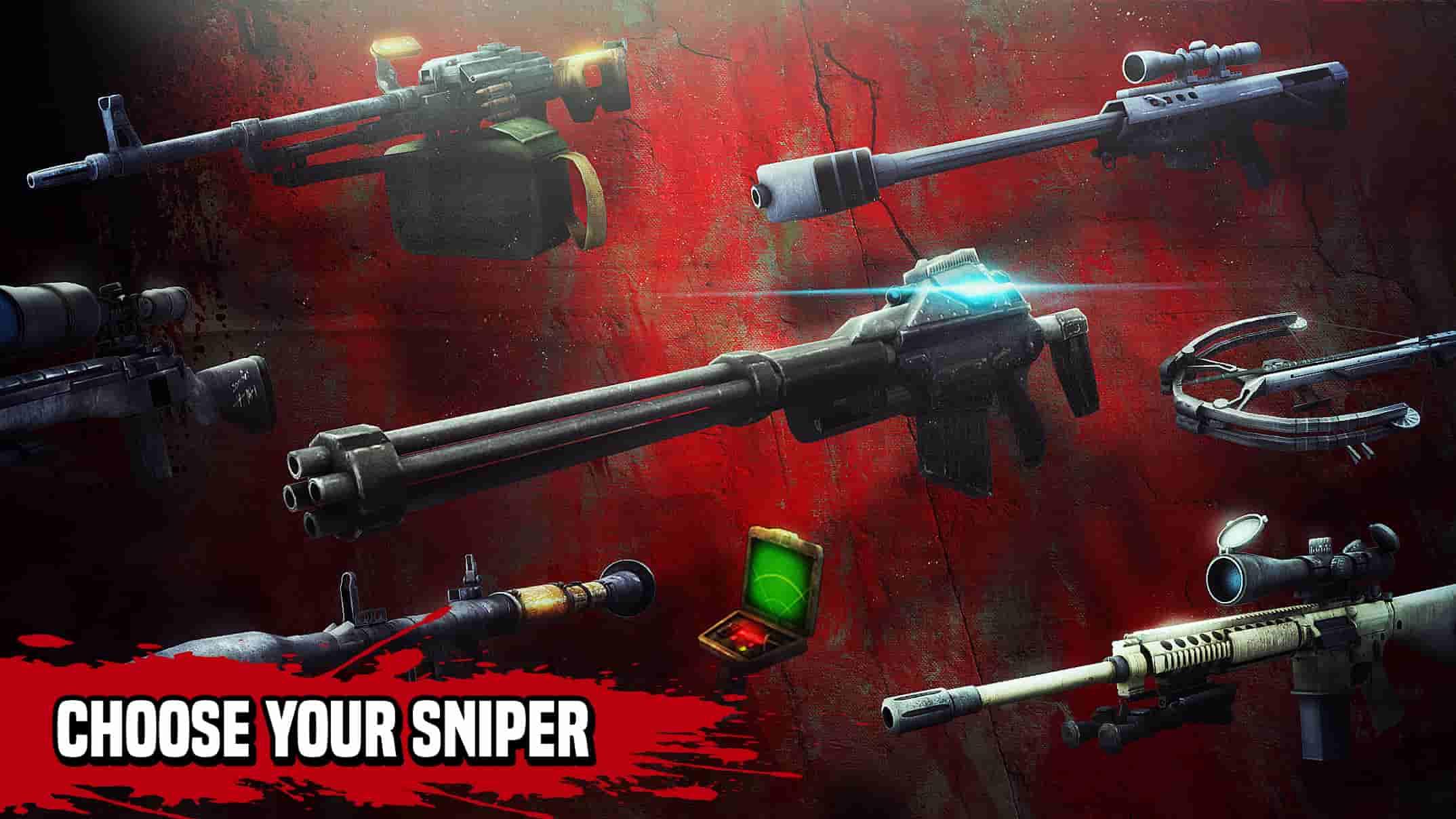 شکارچی زامبی Zombie Hunter : Apocalypse