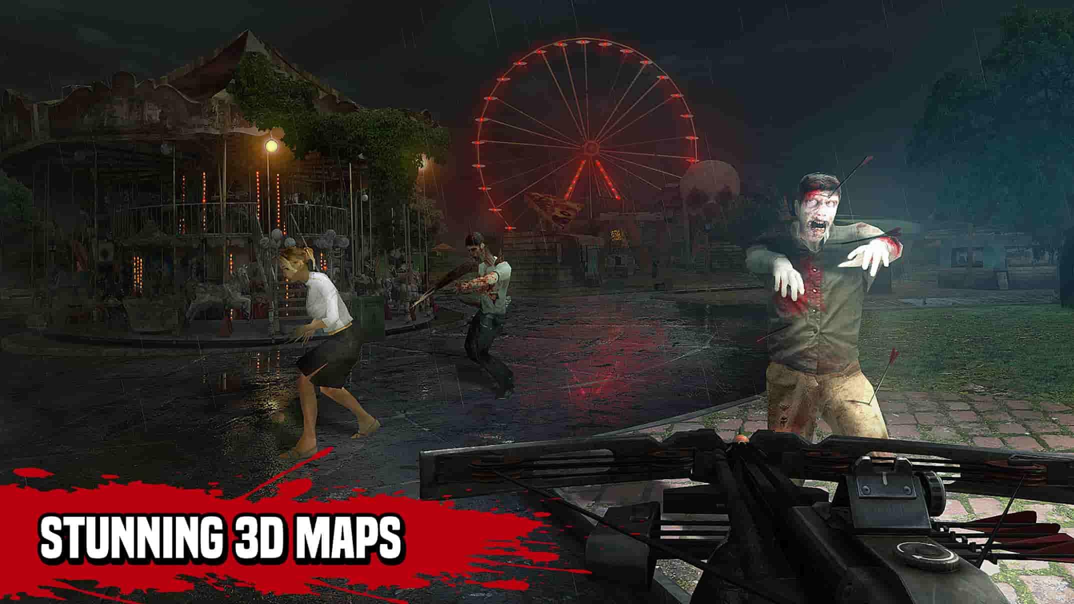 Zombie Hunter : Apocalypse