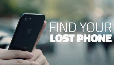ردیابی گوشی دزدیده شده