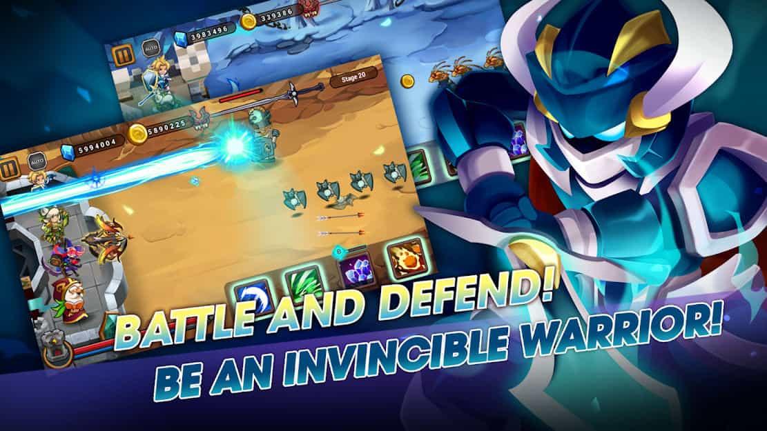 دانلود بازی Castle Defender