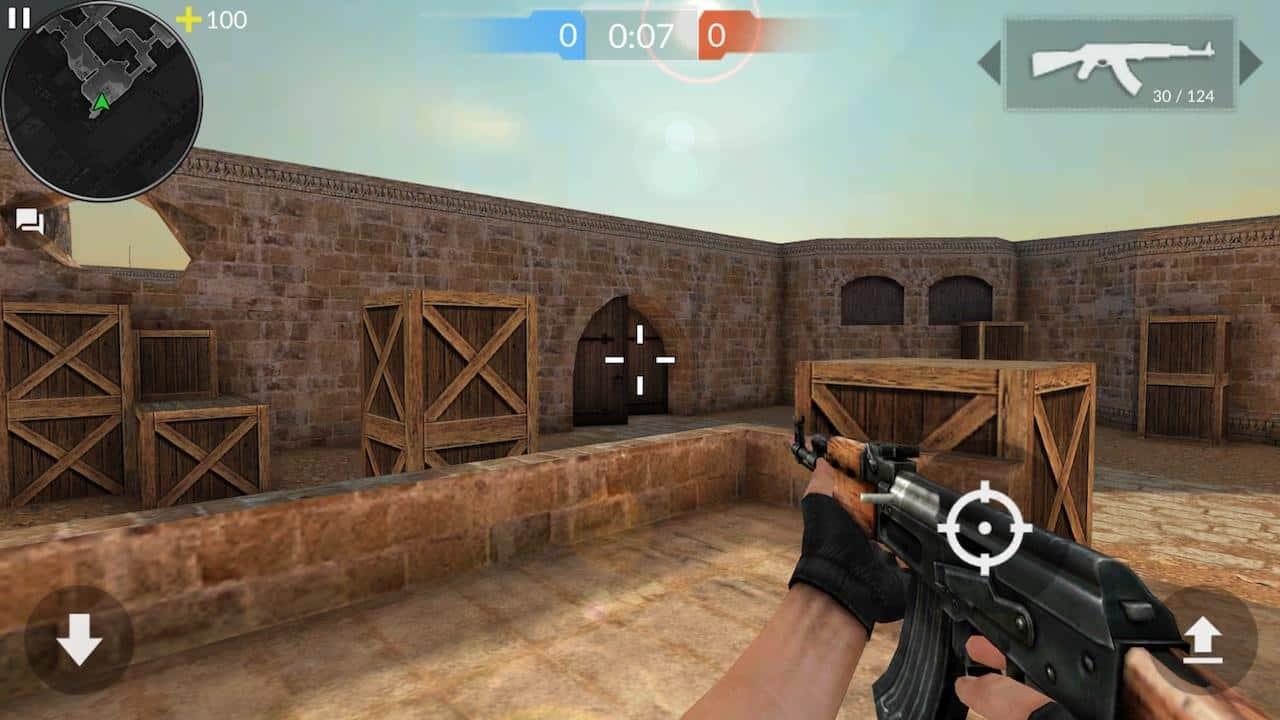 دانلود بازی Critical Strike CS