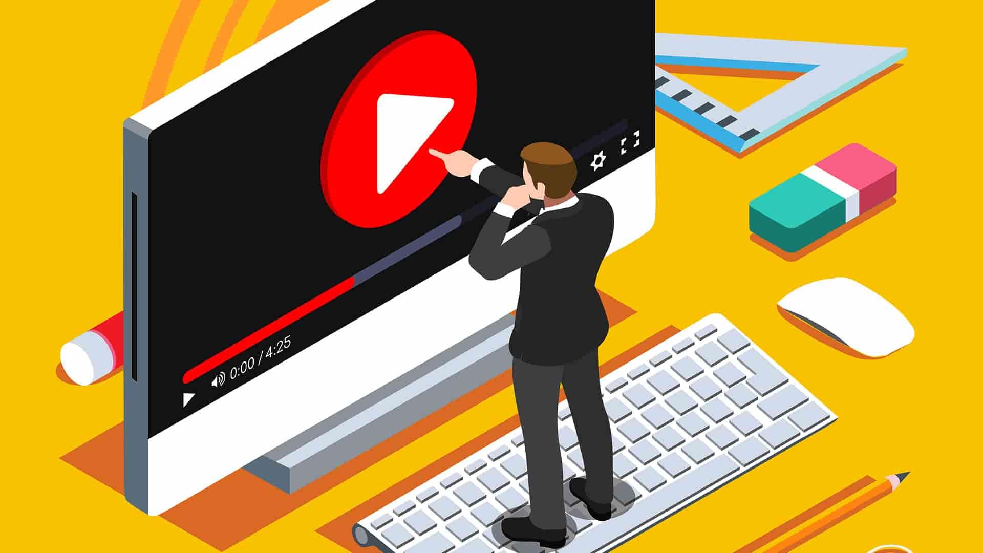 تبلیغات درون برنامه ای ویدئویی