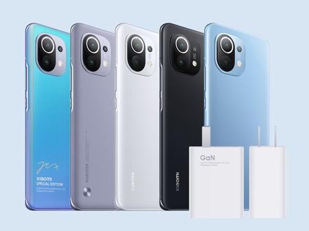 مقایسه Xiaomi Mi 11