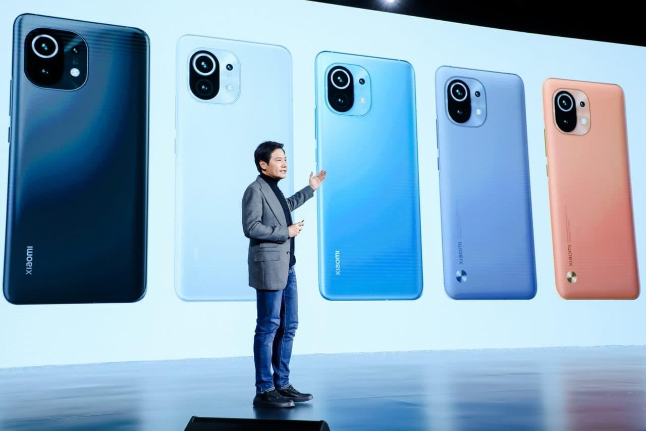 معرفی شیائومی می 11 Xiaomi Mi 11
