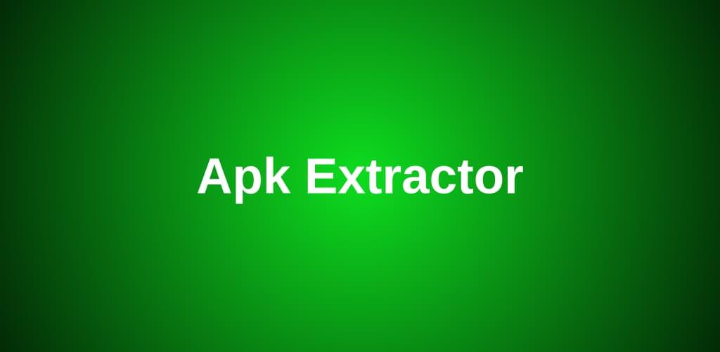 اپلیکیشن APK Extractor