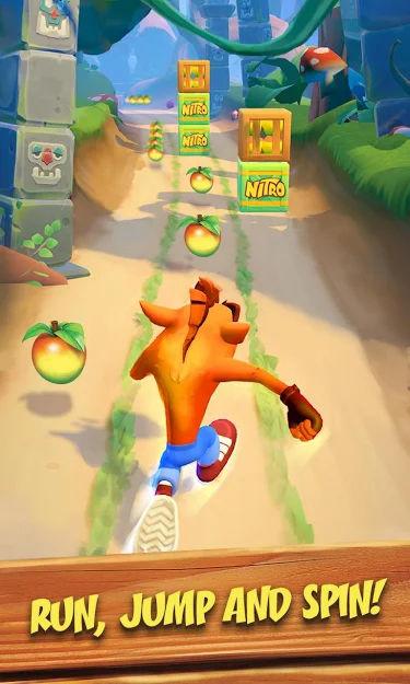 Crash Bandicoot Mobile