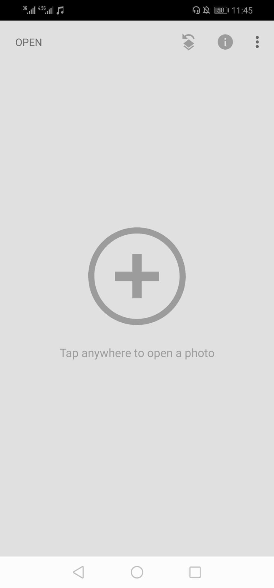 افزودن تصویر برای حذف متن روی تصویر در اندروید