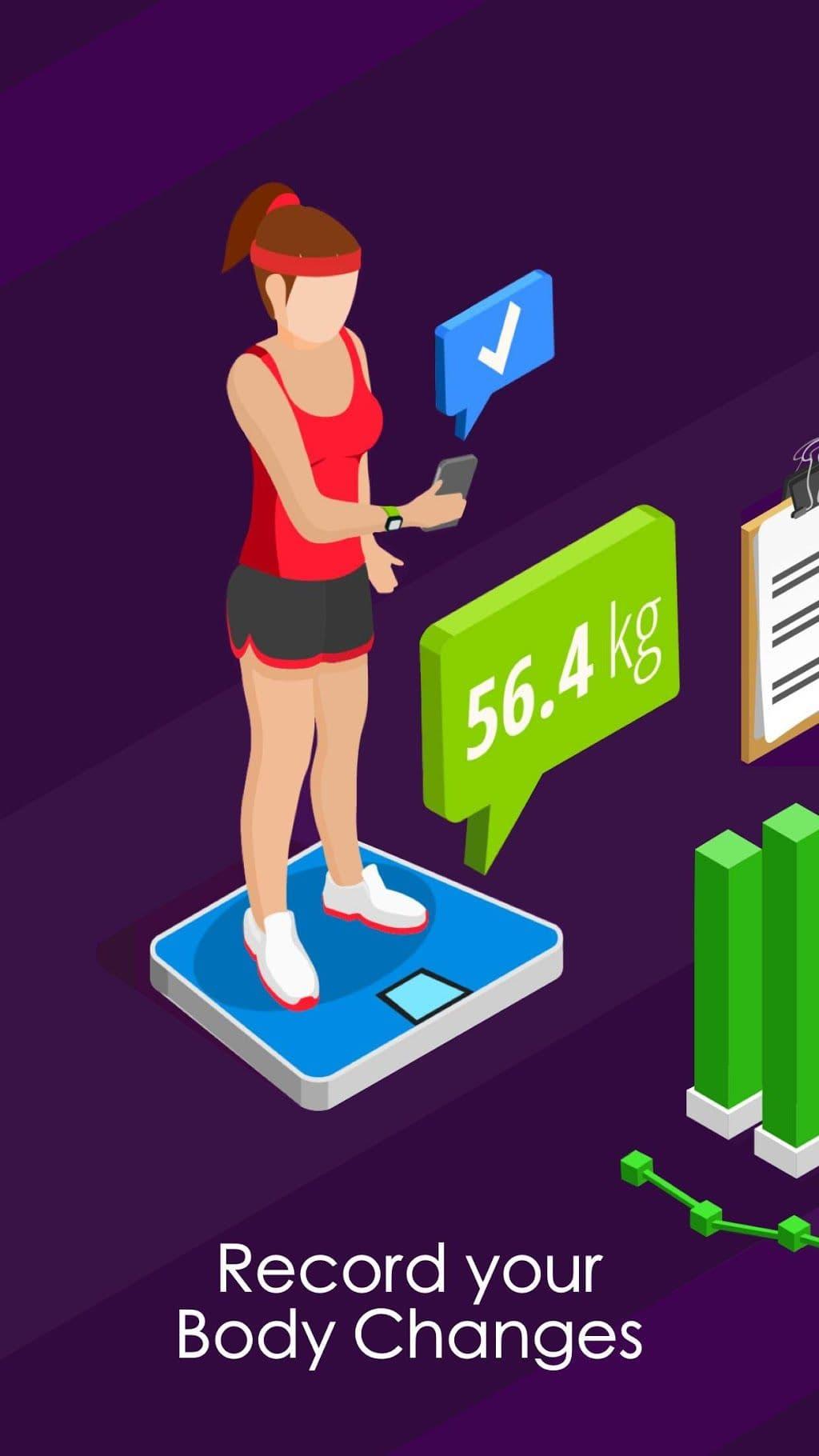 برنامه کنترل وزن Weight Diary