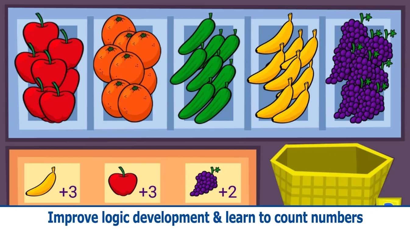 بازی آموزش زبان